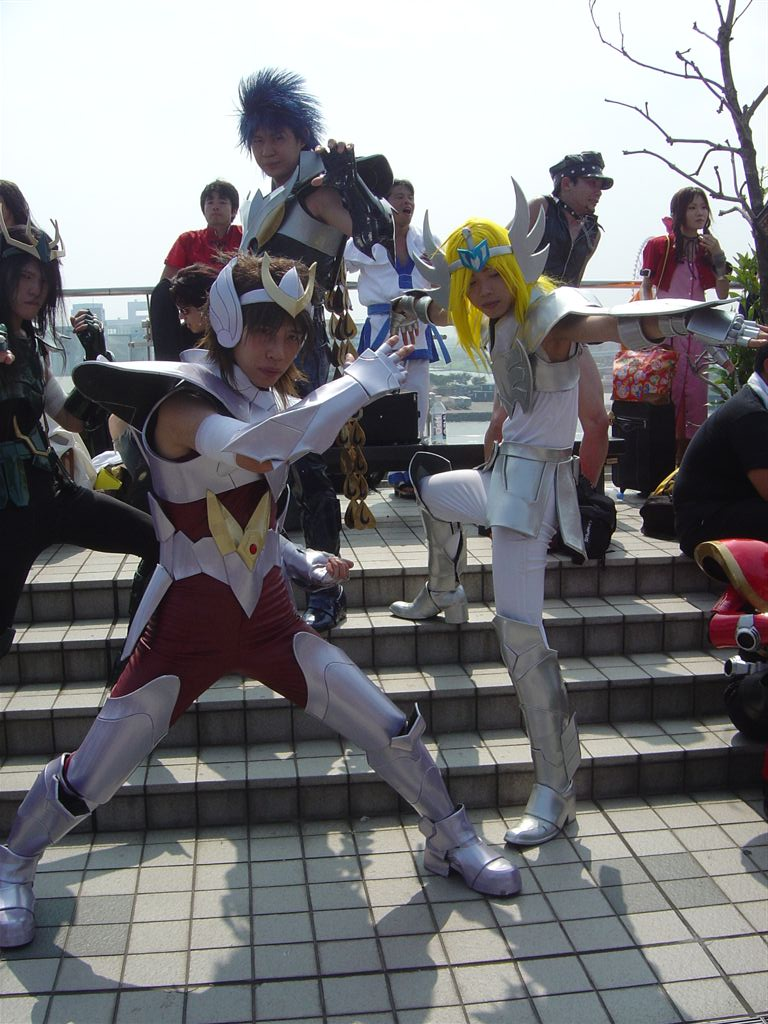 "[COSPLAY] Les plus ""beaux"" Cosplays Saint-Seiya - Page 2 Comiket68-dim-dsc02611"